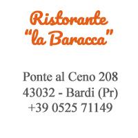 """Ristorante """"la Baracca"""""""