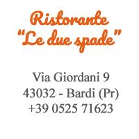 """Ristorante """"Le due spade"""""""