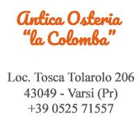 """Antica Osteria """"La Colomba"""""""