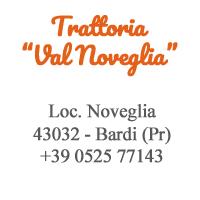 """Trattoria """"Val Noveglia"""""""