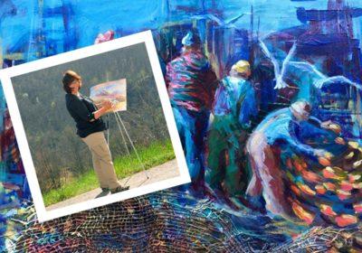 Casa Bezzia Painting Holidays