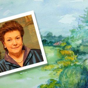 teacher of Casa Bezzia Painting Holidays